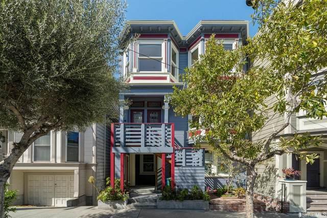 1112 18th Street, San Francisco, CA 94107 (#421537493) :: Corcoran Global Living