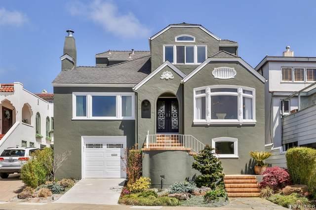 649 Darien Way, San Francisco, CA 94127 (#421538393) :: Corcoran Global Living