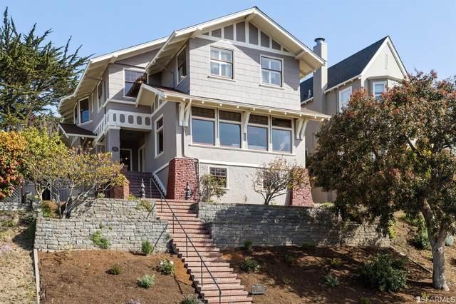 70 Cerritos Avenue, San Francisco, CA 94127 (#421538987) :: Corcoran Global Living