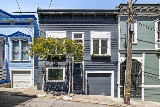 476 Hickory Street, San Francisco, CA 94102 (#421538966) :: Corcoran Global Living