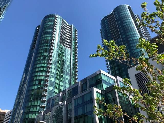 301 Main Street 8F, San Francisco, CA 94105 (#421523607) :: Corcoran Global Living