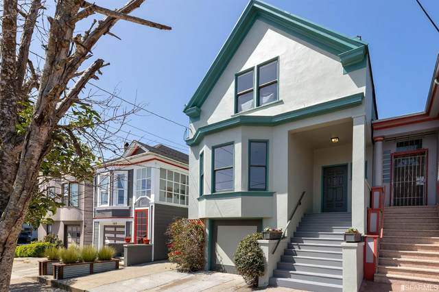 115 Gennessee Street, San Francisco, CA 94127 (MLS #421539395) :: Compass