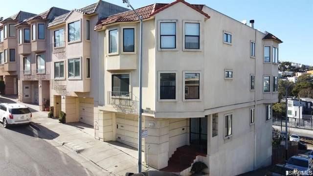 1 Jennings Court, San Francisco, CA 94124 (#421539640) :: Corcoran Global Living