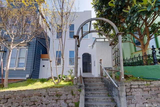 517 Fell, San Francisco, CA 94102 (#421537957) :: Corcoran Global Living