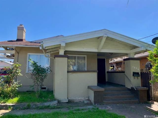 1620 Auseon Avenue, Oakland, CA 94621 (#421541527) :: RE/MAX Accord (DRE# 01491373)