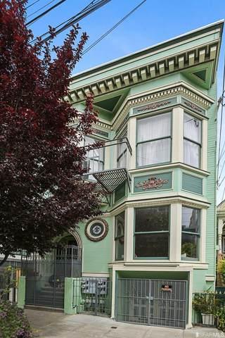 1021 Shotwell Street, San Francisco, CA 94110 (#421540241) :: RE/MAX Accord (DRE# 01491373)