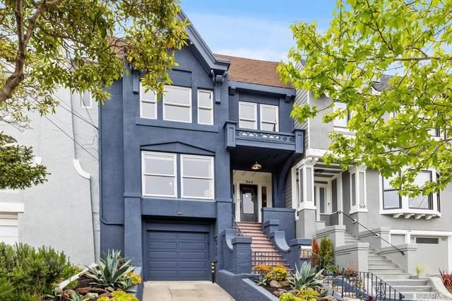 364 17th Avenue, San Francisco, CA 94121 (#421541454) :: RE/MAX Accord (DRE# 01491373)