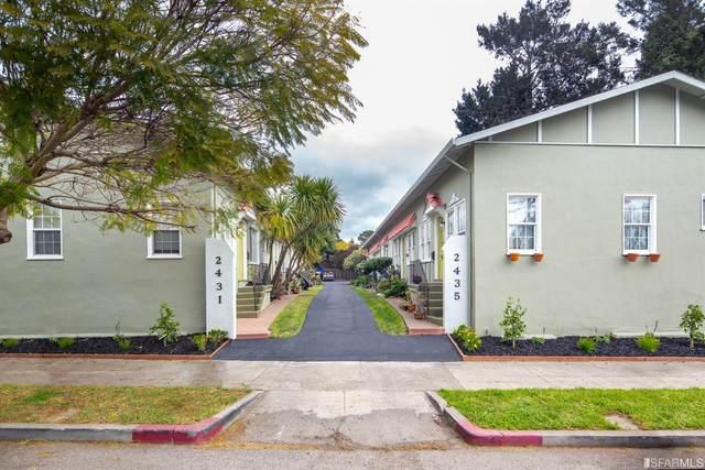 2431 Jefferson Avenue, Berkeley, CA 94703 (#421542581) :: RE/MAX Accord (DRE# 01491373)