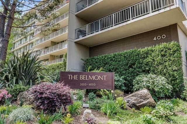 400 Davey Glen Road #4603, Belmont, CA 94002 (MLS #421542314) :: Compass