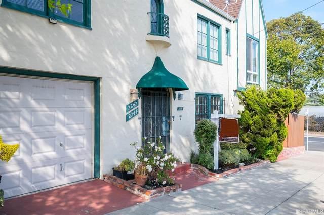 2244 32nd Street, Oakland, CA 94602 (MLS #421542598) :: Keller Williams San Francisco