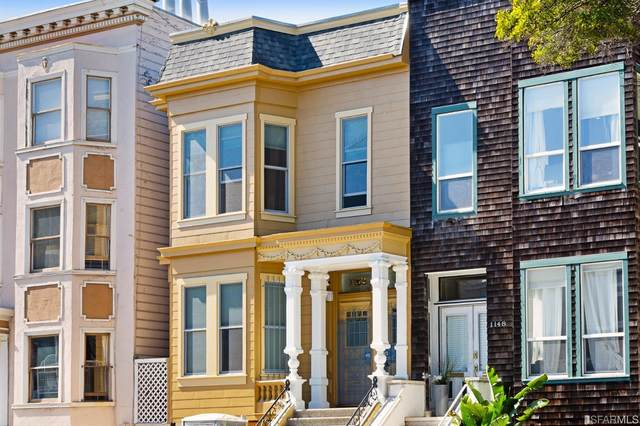 1150 Fell Street, San Francisco, CA 94117 (#421545195) :: The Kulda Real Estate Group