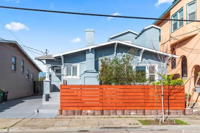 5615 Market Street, Oakland, CA 94608 (#421545456) :: Corcoran Global Living