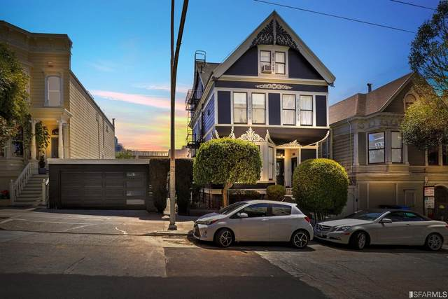 2471 Washington Street, San Francisco, CA 94115 (MLS #421545639) :: Keller Williams San Francisco