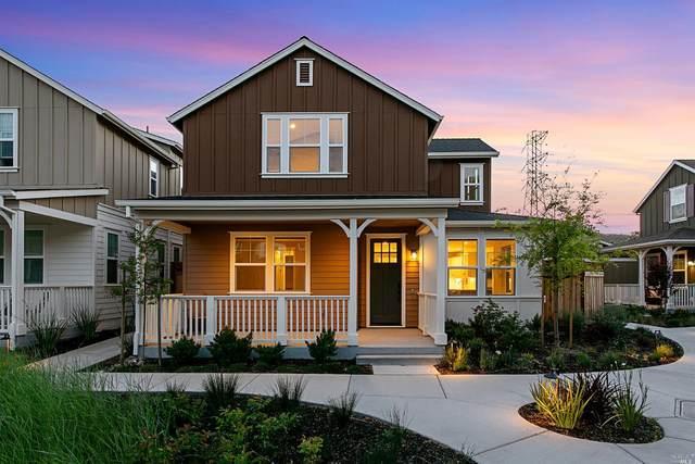11 Cottage Lane, Novato, CA 94949 (MLS #321032534) :: Compass