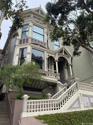 1027 Hayes Street, San Francisco, CA 94117 (MLS #421545949) :: Keller Williams San Francisco