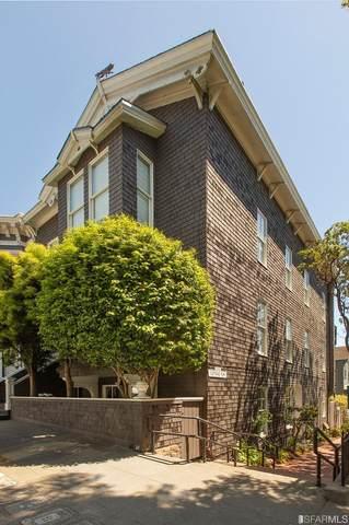 8 Cottage Row, San Francisco, CA 94115 (MLS #421545231) :: Keller Williams San Francisco