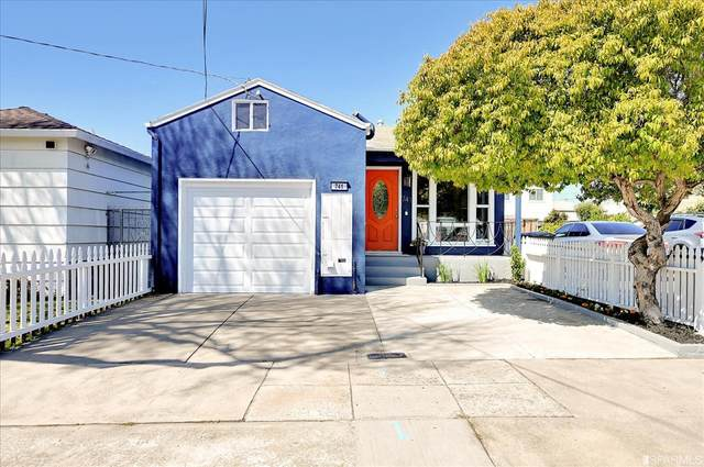 741 4th Avenue, San Bruno, CA 94066 (MLS #421546164) :: Keller Williams San Francisco