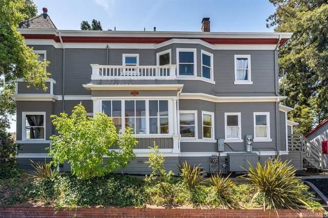 1844 Vine Street, Berkeley, CA 94703 (#421546926) :: Corcoran Global Living
