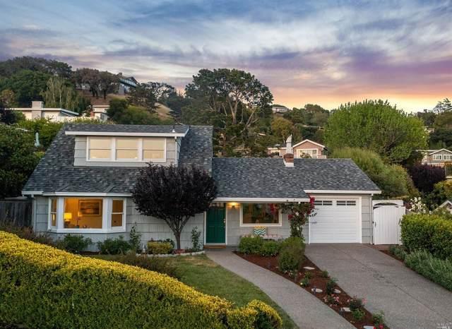 539 Comstock Drive, Tiburon, CA 94920 (MLS #321034764) :: Keller Williams San Francisco