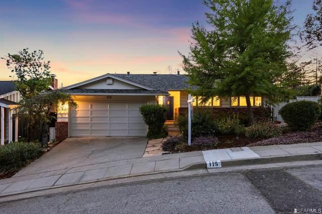 175 Crestmont Drive, Oakland, CA 94619 (MLS #421547952) :: Compass