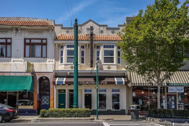 1515 Park Street, Alameda, CA 94501 (#421547481) :: Corcoran Global Living
