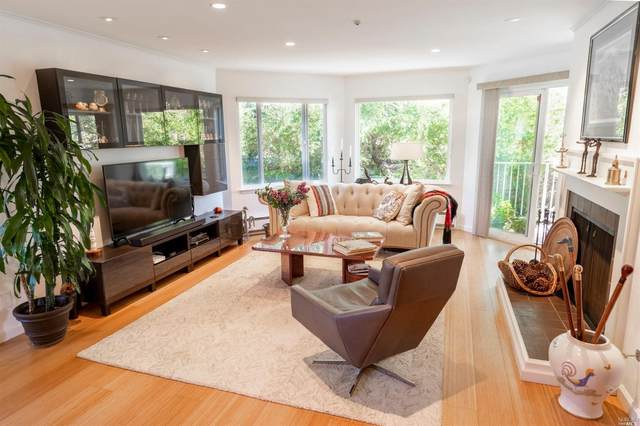 160 Seminary Drive 1A, Mill Valley, CA 94941 (#321034657) :: The Kulda Real Estate Group