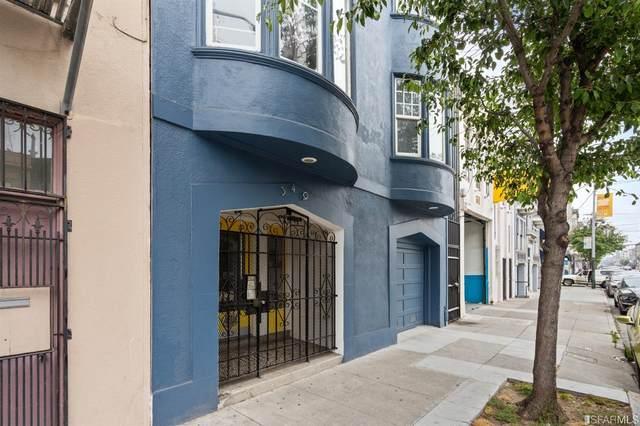 349 S Van Ness Avenue #1, San Francisco, CA 94103 (MLS #421552186) :: Keller Williams San Francisco