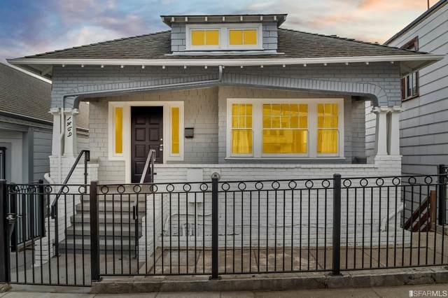 1469 Palou Avenue, San Francisco, CA 94124 (MLS #421553559) :: Keller Williams San Francisco