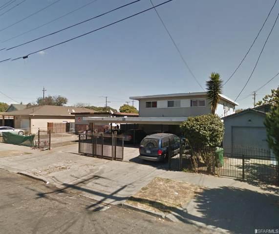428 9th Street, Richmond, CA 94804 (#421554386) :: The Kulda Real Estate Group