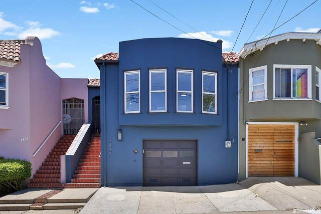 2427 32nd Avenue, San Francisco, CA 94116 (#421554545) :: Corcoran Global Living