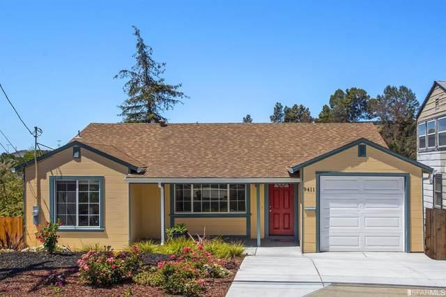 9411 Castlewood Street, Oakland, CA 94605 (#421554152) :: Corcoran Global Living
