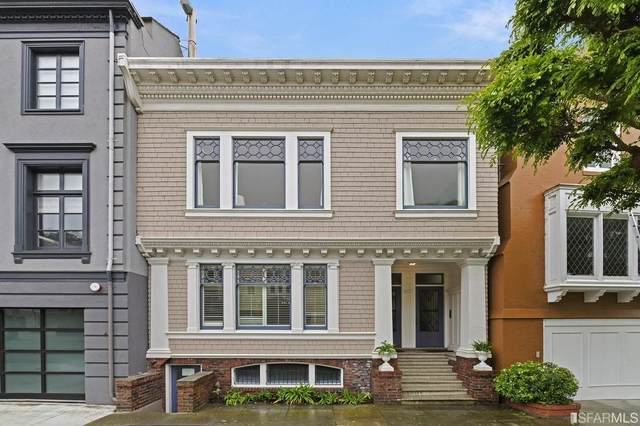 3877 Jackson Street, San Francisco, CA 94118 (#421554407) :: Corcoran Global Living