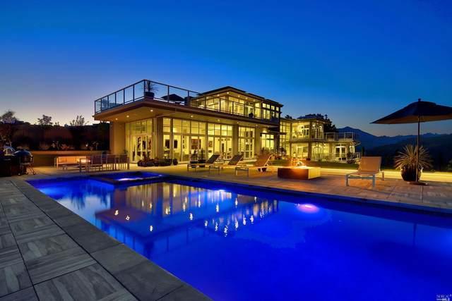 36 Starbuck Drive, Muir Beach, CA 94965 (#321042455) :: The Kulda Real Estate Group