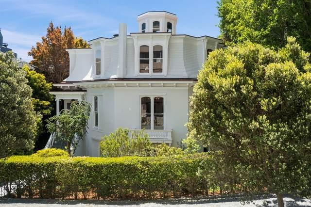 1067 Green Street, San Francisco, CA 94133 (#421537031) :: Corcoran Global Living