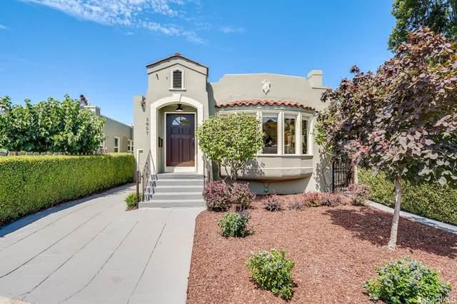 5807 Adeline Street, Oakland, CA 94608 (#421555965) :: The Kulda Real Estate Group