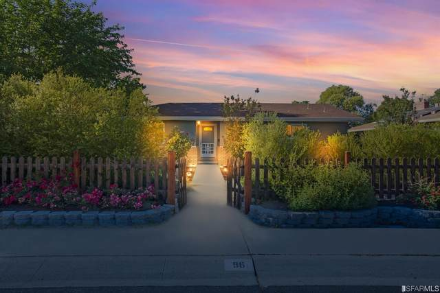 96 Baylor Lane, Pleasant Hill, CA 94523 (#421556106) :: Corcoran Global Living