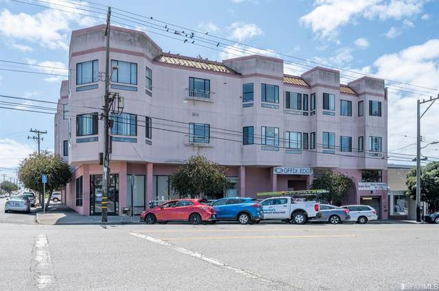 2301 Noriega Street, San Francisco, CA 94122 (MLS #421554501) :: Keller Williams San Francisco