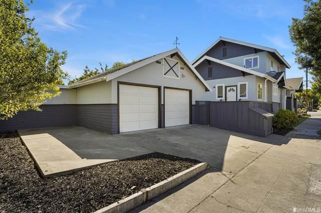 1450 Fernside Boulevard, Alameda, CA 94501 (#421557017) :: Corcoran Global Living