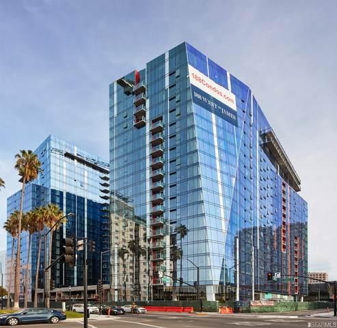 188 W St James Street #10310, San Jose, CA 95110 (#421555999) :: Corcoran Global Living