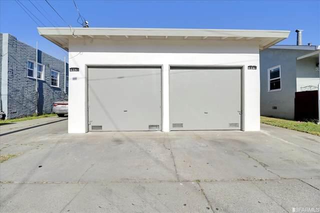 424 34th Street, Richmond, CA 94805 (#421548254) :: The Kulda Real Estate Group