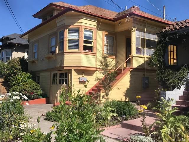 717 61st Street, Oakland, CA 94609 (#421558174) :: The Kulda Real Estate Group