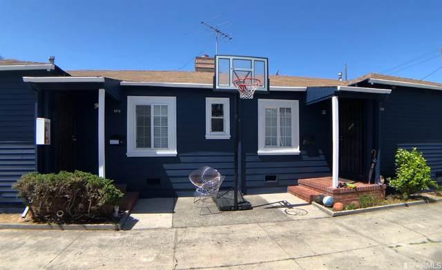 2814 38th Avenue, Oakland, CA 94619 (#421557742) :: Corcoran Global Living