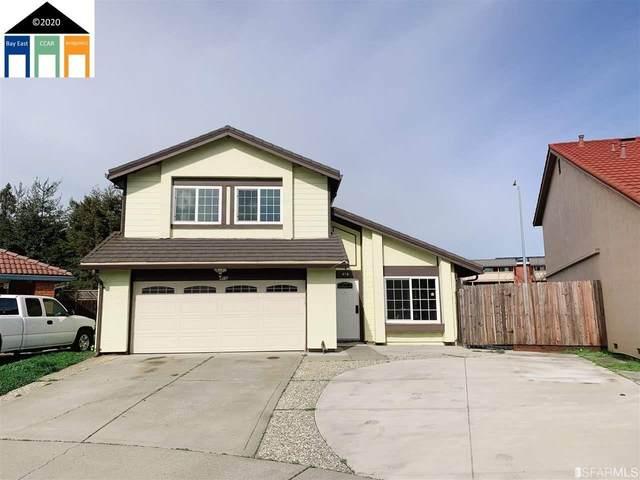 416 Cape Cod Drive, San Leandro, CA 94578 (#421557280) :: Corcoran Global Living
