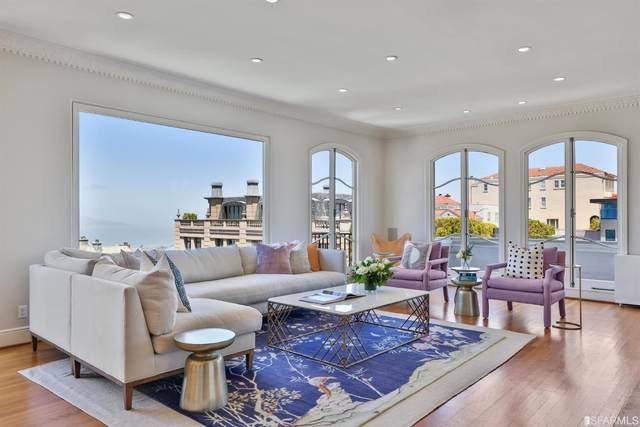 2900 Pacific Avenue #202, San Francisco, CA 94115 (#421558403) :: The Kulda Real Estate Group
