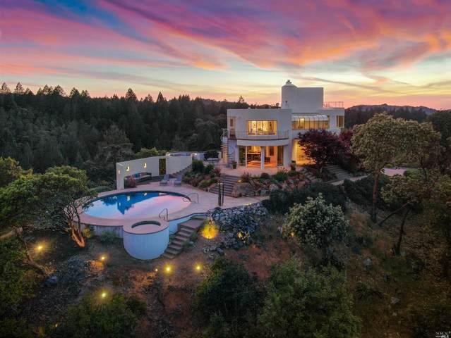 375 Kortum Canyon Road, Calistoga, CA 94515 (#321040585) :: The Kulda Real Estate Group