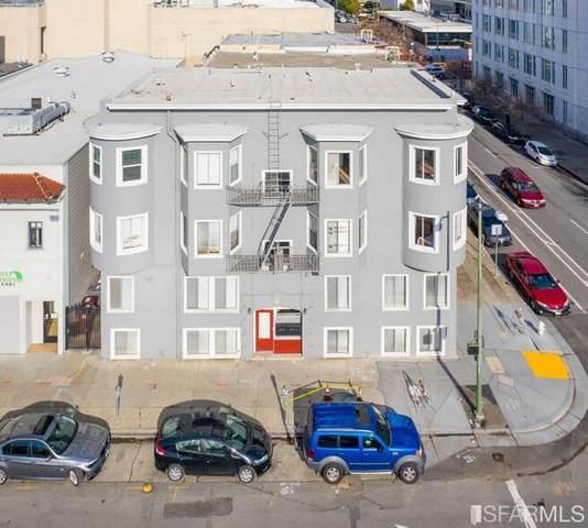 150 11th Street Street, Oakland, CA 94607 (#421559466) :: Corcoran Global Living