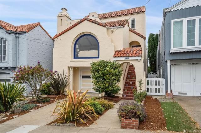 2323 14th Avenue, San Francisco, CA 94116 (MLS #421559988) :: Keller Williams San Francisco