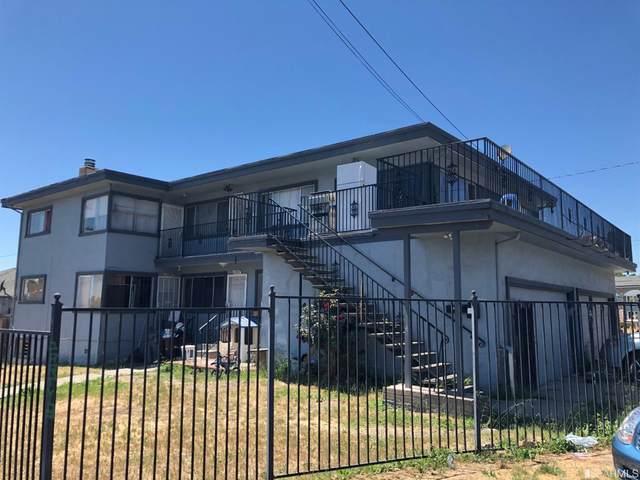 2805 106th Avenue, Oakland, CA 94605 (#421560261) :: Corcoran Global Living