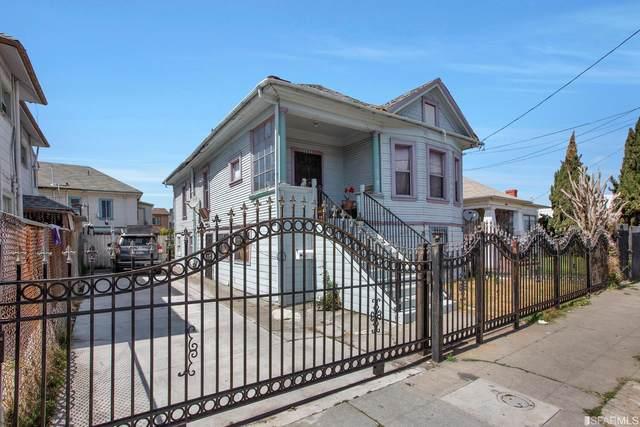 1209 39th Avenue, Oakland, CA 94601 (#421560377) :: Corcoran Global Living