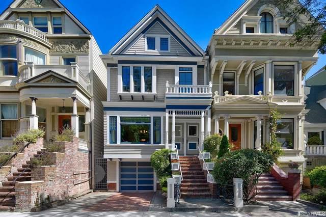 1872 Fell Street, San Francisco, CA 94117 (#421561196) :: Corcoran Global Living